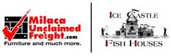 Milaca Unclaimed Freight Logo