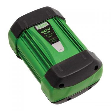 Ion lithium ion battery 40v