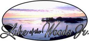 Lake of the Woods Jr logo