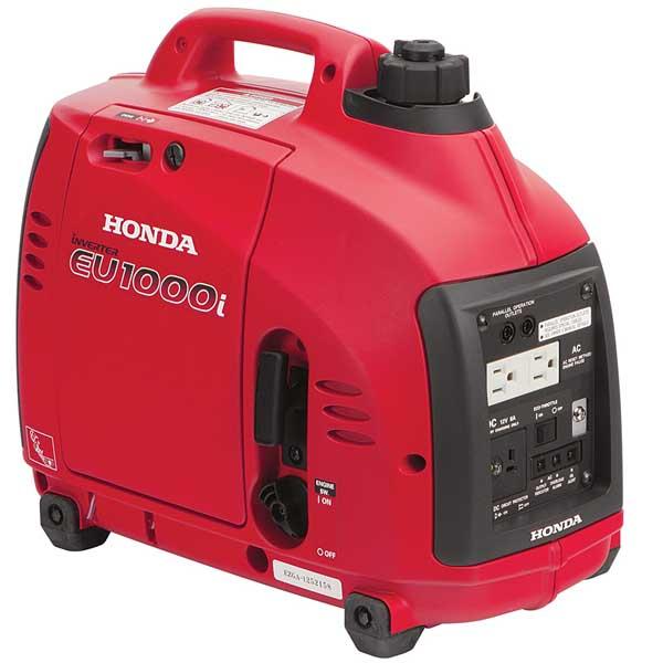 Honda EU1000I generator