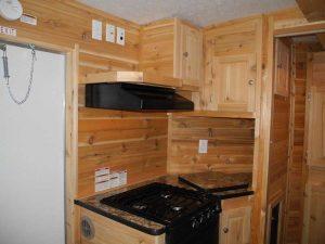 Kitchen Mille Lacs ice castle fish house