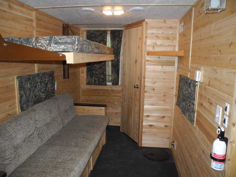 couch and bed in red lake junior