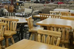 Milaca Unclaimed Freight Furniture Supply Tables