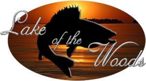 Ice Castle Fish House Lake of the Woods Hybrid Logo