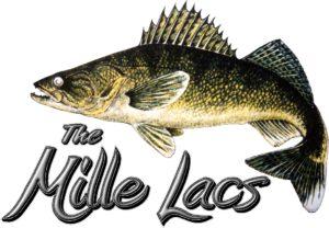 Ice Castle Fish House Mille Lacs Hybrid Logo