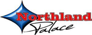 Ice Castle Fish House Northland Palace RV Toy Hauler Logo