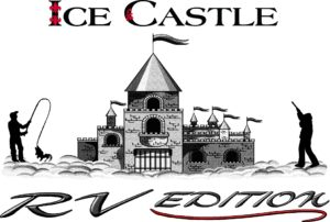 Ice Castle Fish House RV Edition Logo