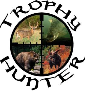 ice castle fish house trophy hunter logo