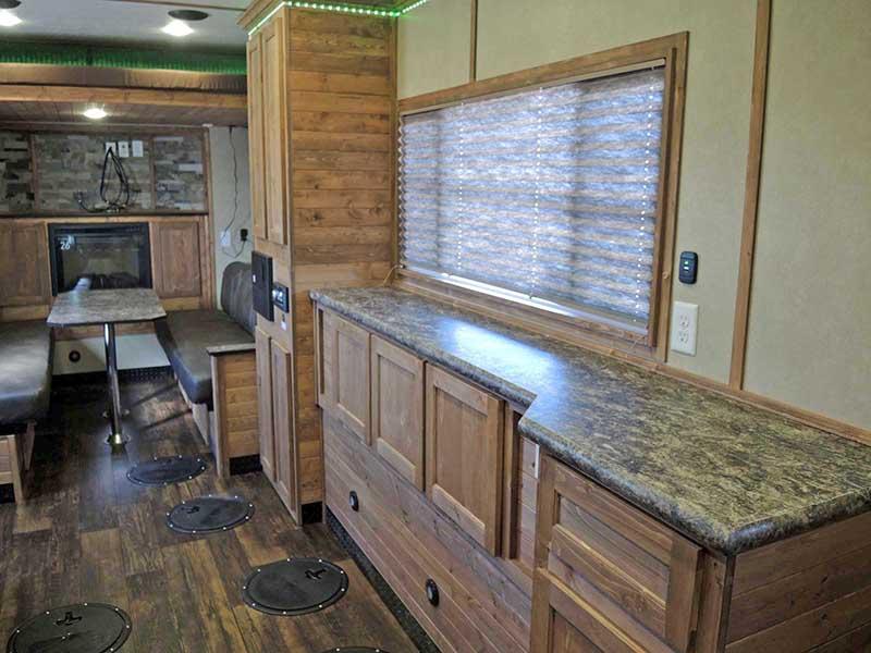 Eagle EXT Ice Castle Fish House Bar Top