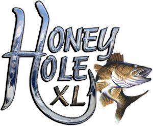 Honey Hole XL Logo