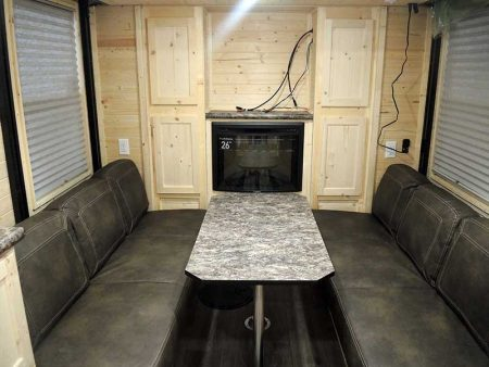 Kitchen Table Seating of America Ice Castle Fish House