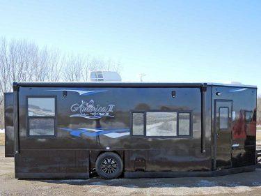 America II RV 8' x 22' Ice Castle Fish House