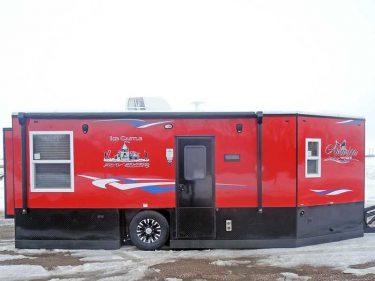 America RV 8' x 22' Ice Castle Fish House