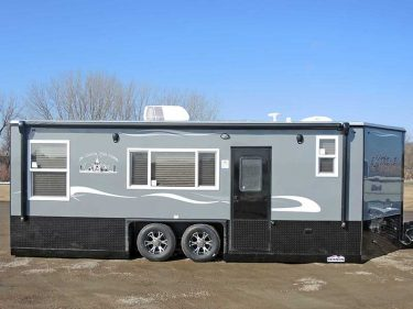 Hybrid Extreme II RV 8' X 21' Ice Castle Fish House